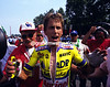 """It can't be true - have I won..?"" Greg Lemond awaits confirmation he's just won the 1989 Tour<br /> <br /> TREASURED IMAGE"