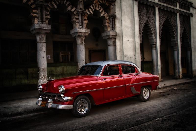 Beauty in Red