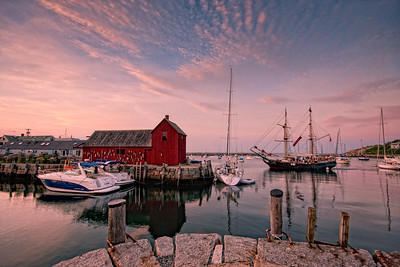 Sunset in Rockport