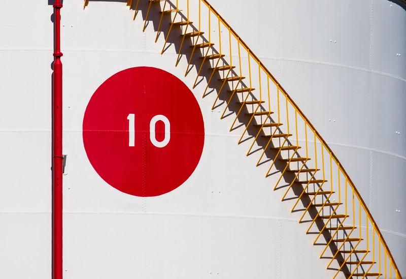 Ten on the Dot