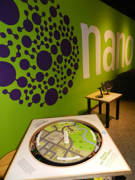 The National Museum of Nuclear Science and History in Albuquerque, NM