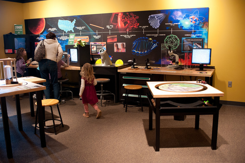 Da Vinci Science Center in Allentown, PA