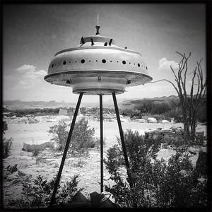 Terlinguan Spaceship