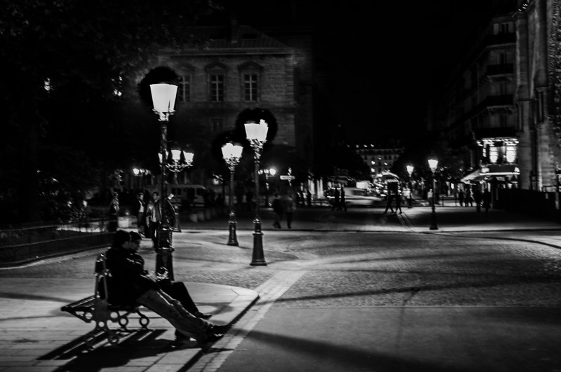 Dave_Boucher - Paris Shadows