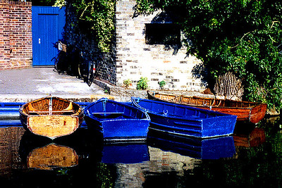 Brent Howcroft_Boats for Let - River Cam - Cambridge University