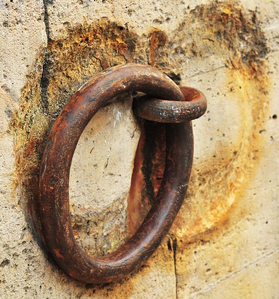 Dave_Boucher - Mooring Ring - Seine River