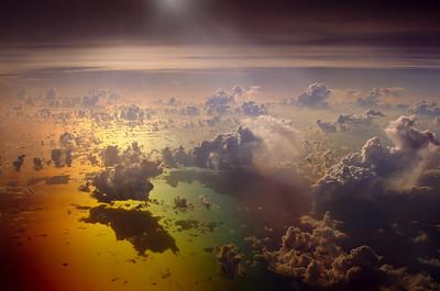 Dave_Boucher - Rainbow on the Gulf