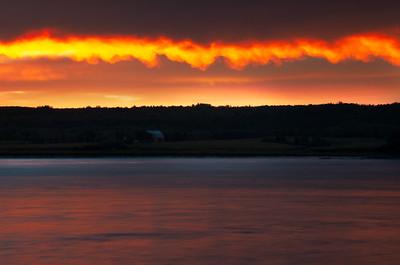 Dave_Boucher - Cobiquid Sunrise