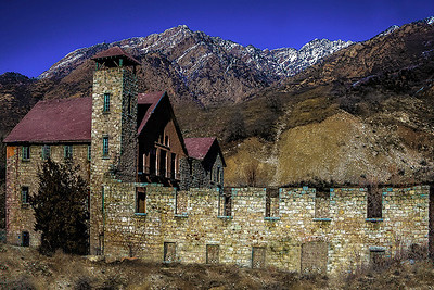 Brent Howcroft_The Old Paper Mill in Holliday