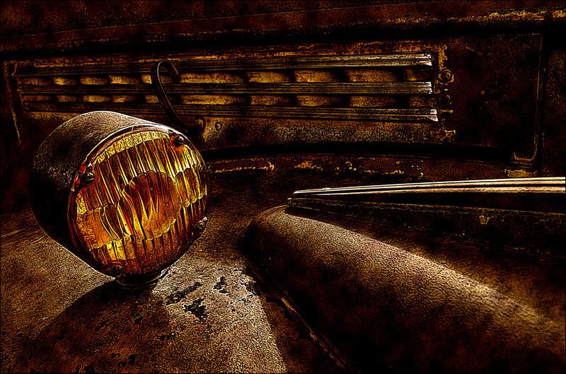 Sterling Sanders-Rusting Away