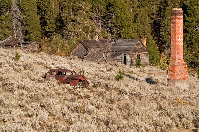 Ghost Town Remains 77faa