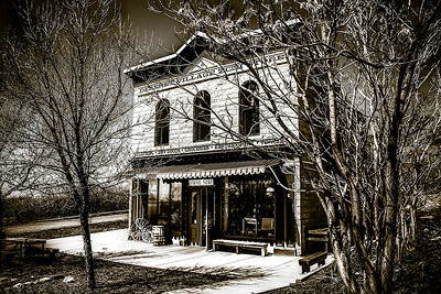 Brent Howcroft_ZCMI Store at Heritage State Park