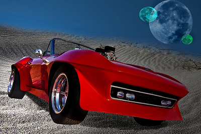 Brent Howcroft_Out of this World Corvette