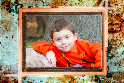 My Little Pumpkin Boy