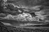 Storm over Dugway