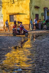 Golden Streets of Trinidad