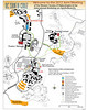 Map of University of California at Santa Cruz, which covers 2001 acres.