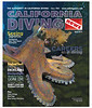 1404 Cover:  Two-Spot Octopus, Catalina, California.