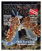 """1209 Cover: """"California Diving News"""", Front Cover, Duelling Hermisenda crassicornus, Pt. Loma, California."""
