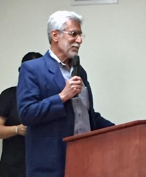 Dr. Richard Brusca
