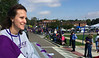 Kari Crask, Sports Hall of Fame Inductee<br /> McKendree Homecoming Parade<br /> October 15, 2016