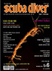 """""""Scuba Diver"""", Front Cover, Caprellid, Svalbard, Norway, Arctic.<br /> Published May 2013."""