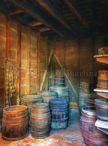 Barrels - Still Life