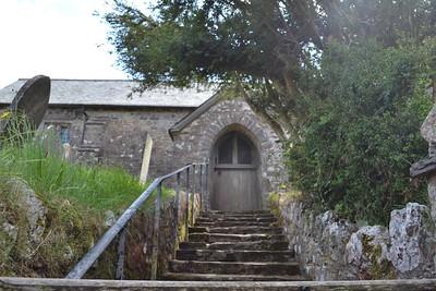Stoke Pero Church