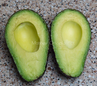 Avocado, sliced