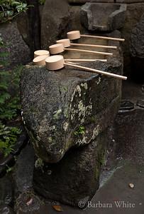Temizuya At Shrine