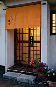 Doorway At Kanazawa