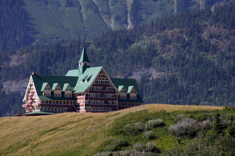 Prince of Wales Hotel, Waterton, Alberta, Canada
