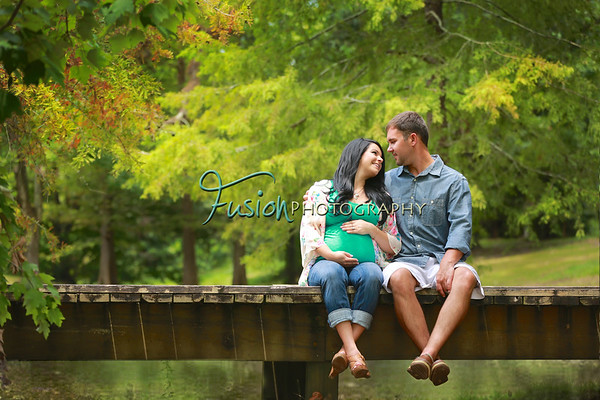 Kasie & Chad are expecting! 2015