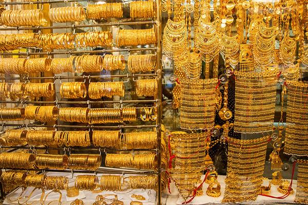 Dubaj | Zlatý bazar