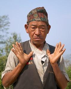 Den 1: Taplejung - Chirwa