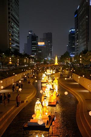 Seoul | Cheonggyecheon River