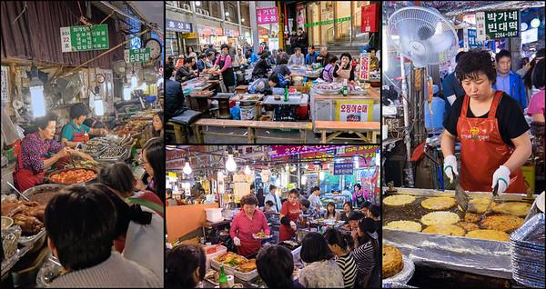 Seoul | Gwangjang Market