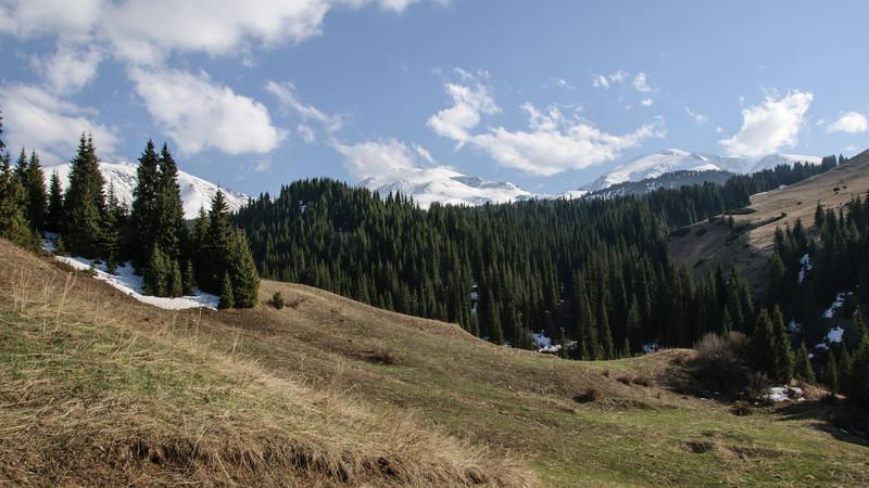 Almaty | Turgenské údolí