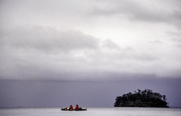 Istmo de Ofqui, Aysén, 2006