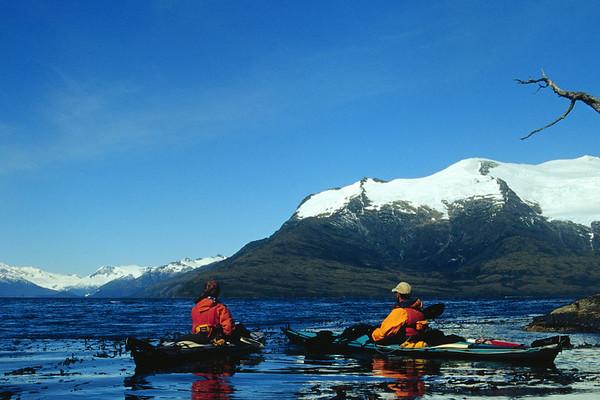 Seno Martínez, Tierra del Fuego, Magallanes, 2002