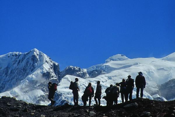 Glaciar Soler, Aysén, 2001
