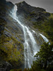 Earland falls, Routeburn Track.