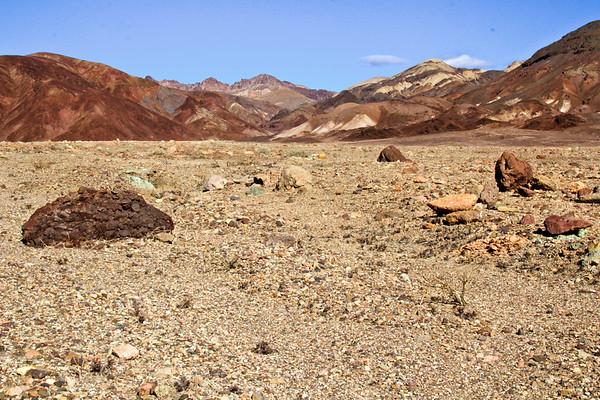 Death Valley Detail