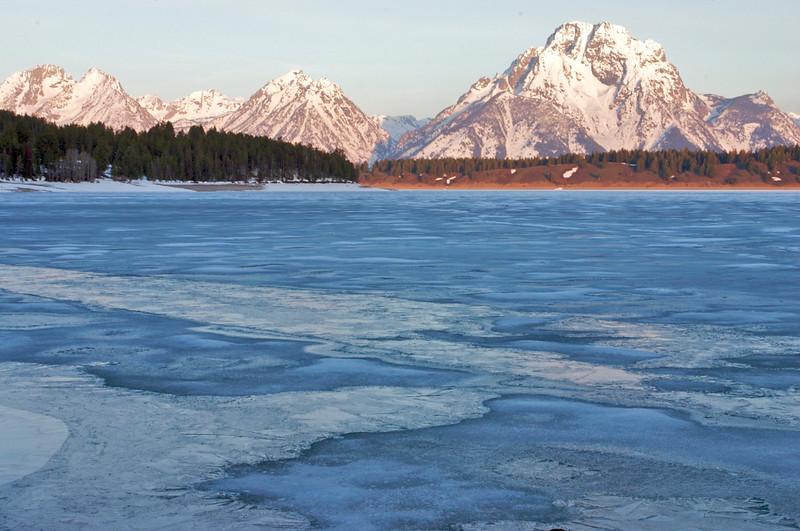 Jackson Lake Spring