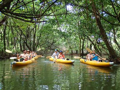 2016 Sea Kayaking