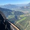 Looking at Lichtenstein, before landing Bad Ragaz