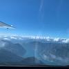 Lago Como, no landing areas