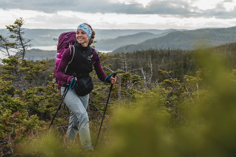 Trekking the East Coast Trail in Newfoundland 2019
