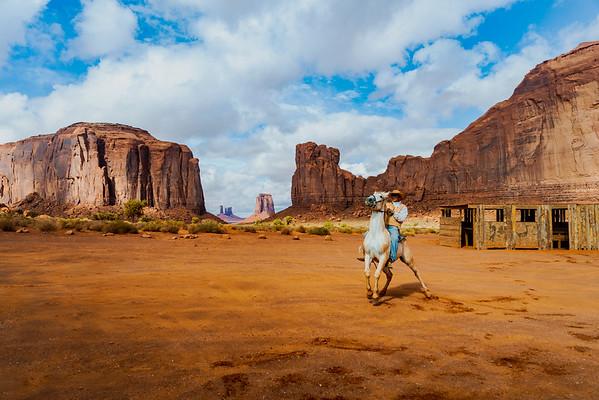 Navajo Cowboy