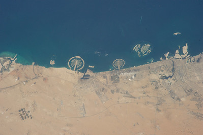 Palm Islands, Dubai, UAE